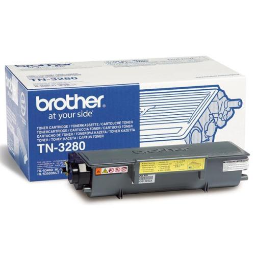 Brother TN-3280, 8000 stran - originální černý
