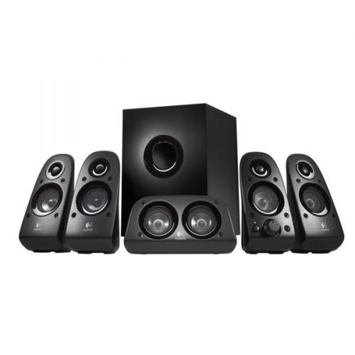 Logitech Z506 5.1 Surround Sound černá