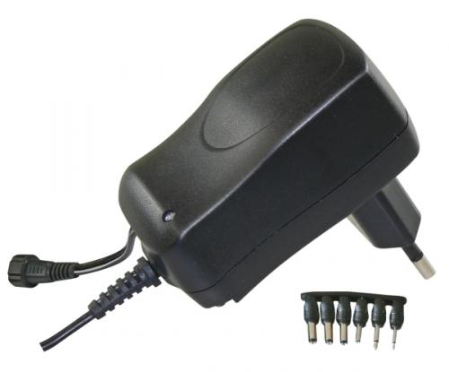Napájecí adaptér EMOS pulzní 600mA s hřebínkem