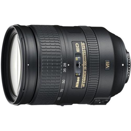 Nikon NIKKOR 28-300MM F3.5-5.6G ED AF-S VR černý