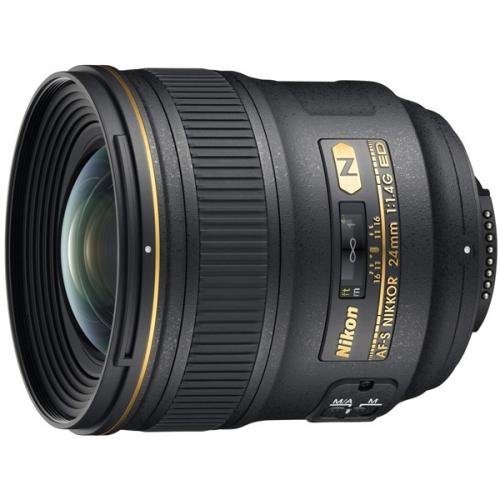 Nikon NIKKOR 24MM F1.4G AF-S ED černý