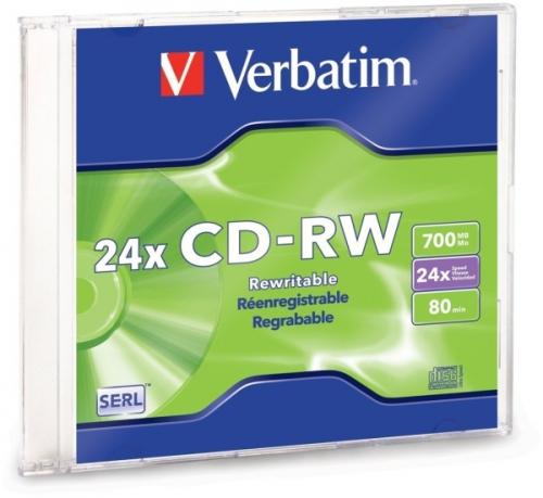 Verbatim CD-RW