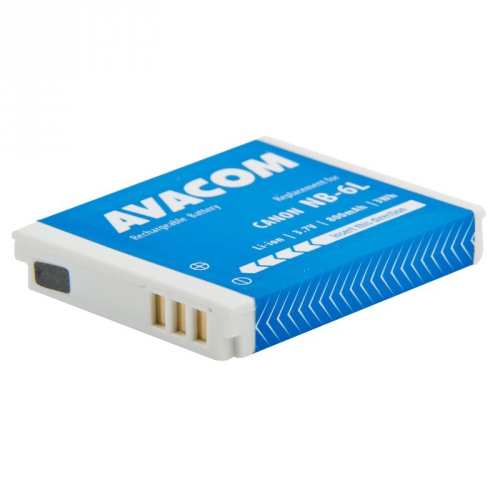 Avacom pro Canon NB-6L Li-Ion 3.7V 800mAh