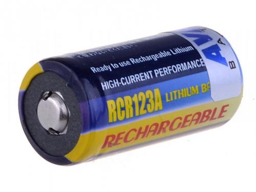 Baterie Avacom CR123A, CR23, DL123A Li-Fe 3V 500mAh 1.5Wh