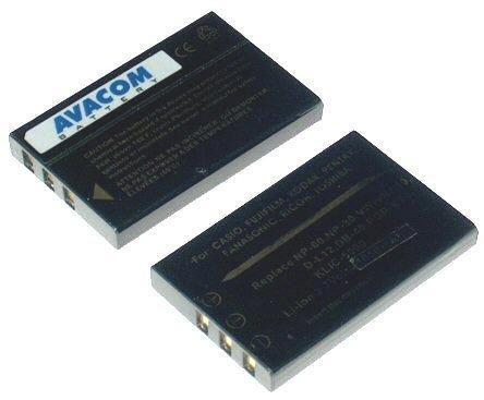 Avacom pro Fujifilm NP-60, Kodak KLIC-5000, Olympus LI-20B, Samsung SLB-1037, SLB-1137 Li-Ion 3.7V 1150mAh