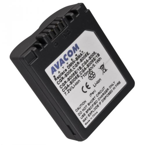 Avacom CGA-S006, DMW-BMA7