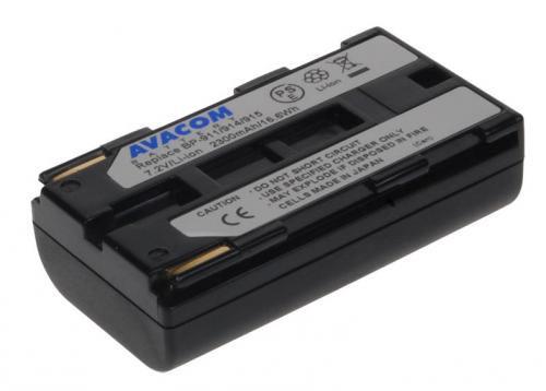 Avacom BP-911/914/915 černý