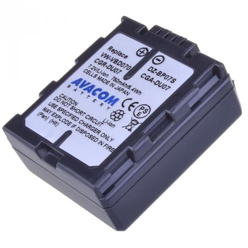 Avacom CGA-DU07/CGR-DU07/ VW-VBD07 černý