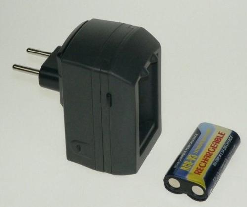 Fotografie Nabíjecí souprava ACFR pro nabíjení Li-Fe baterie CRV3 + 1x Li-Fe baterie CR-V3
