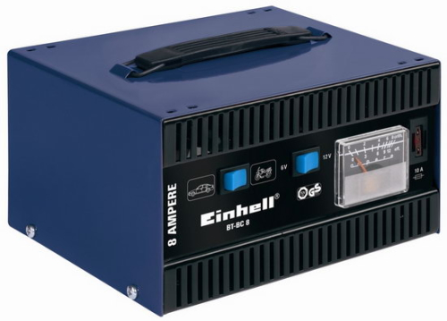Einhell Blue BT-BC 8 Blue