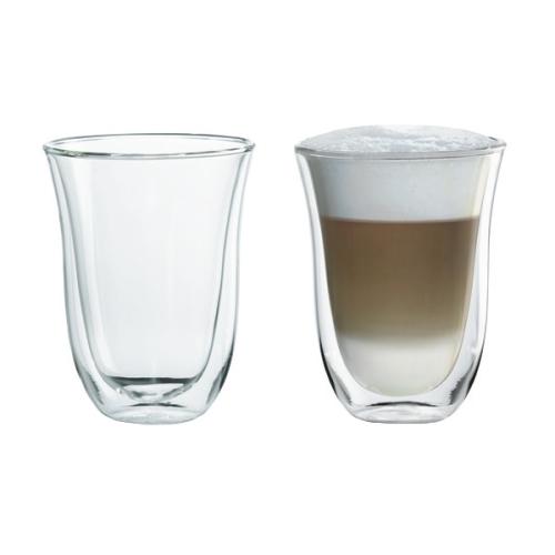 DeLonghi Skleničky latte macchiato