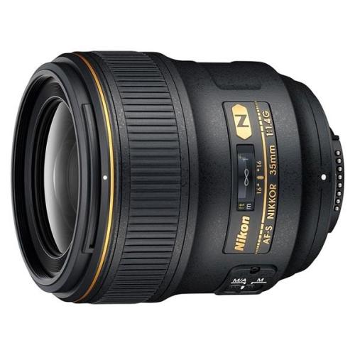 Nikon NIKKOR 35MM F1.4G AF-S černý