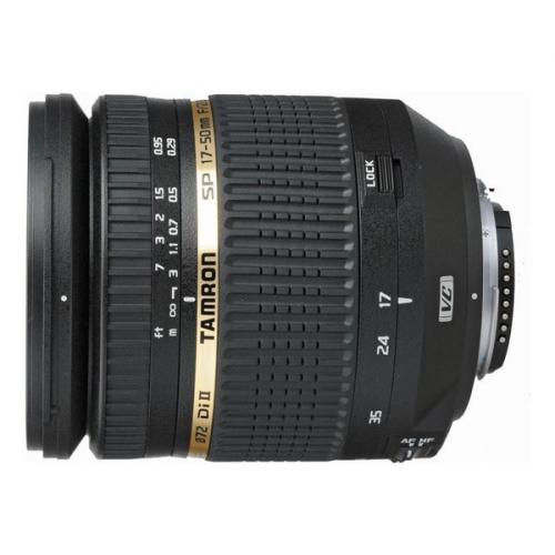 Tamron SP AF 17-50mm F/2.8 XR Di-II VC LD Asp. (IF) pro Canon černý