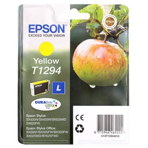 Epson T1294, 7ml žlutá