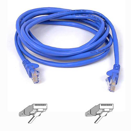 Belkin síťový (RJ45), 2m modrý (A3L791b02M-BLU)