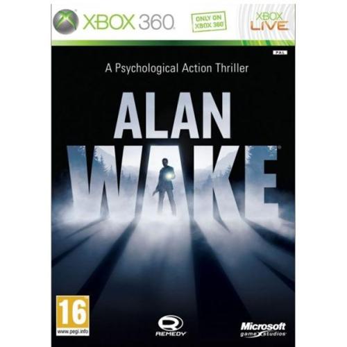 Microsoft Xbox 360 Alan Wake