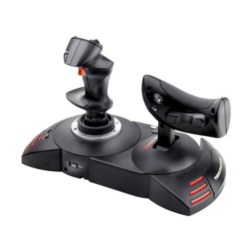 Fotografie Thrustmaster T Flight Hotas pro PC, PS3