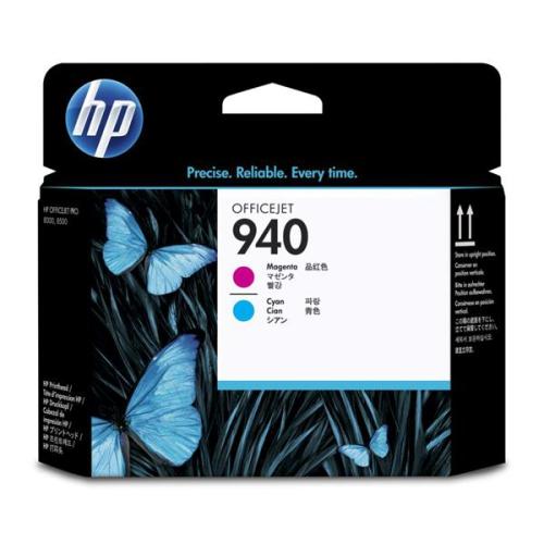 HP No. 940 - originální červená/modrá