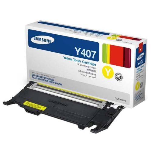 Samsung CLT-Y4072S, 1K stran - originální žlutý
