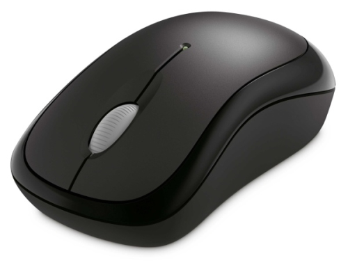 Microsoft Wireless Mouse 1000 černá