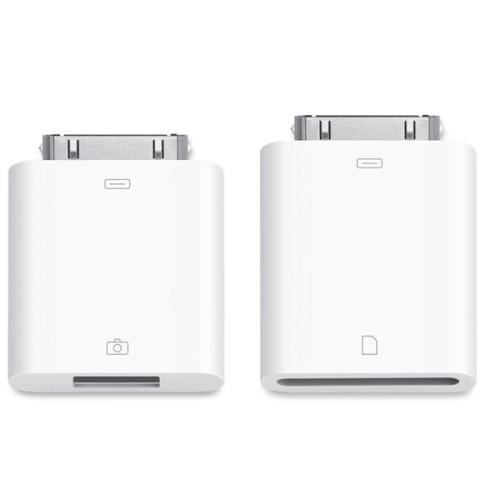 Apple pro připojení fotoaparátu k iPad P30pin - USB/SD