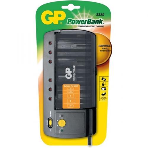 GP PowerBank GP PB S320 černá