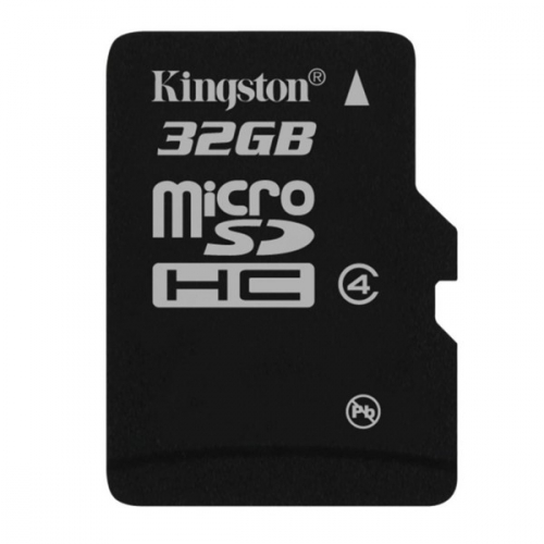 Kingston MicroSDHC 32GB Class4