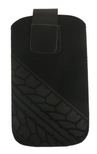 "Aligator MOTO ""M"" (110x53x10mm) černé"