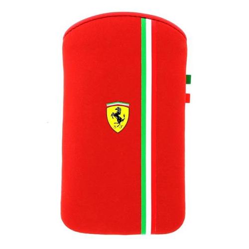 Ferrari Scuderia V3 červené