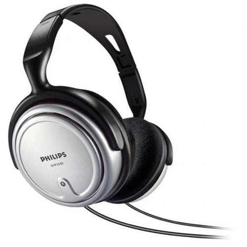 Sluchátka Philips SHP2500 černá/šedá