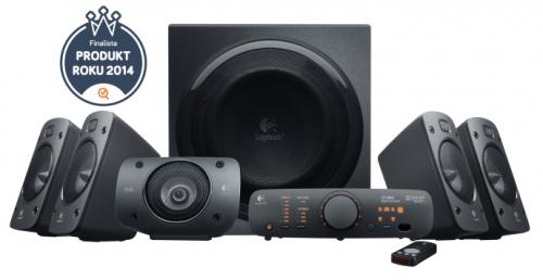 Logitech Z906 5.1 Surround Sound černá
