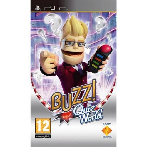 Sony PSP Buzz! Quiz CZ (Essentials)