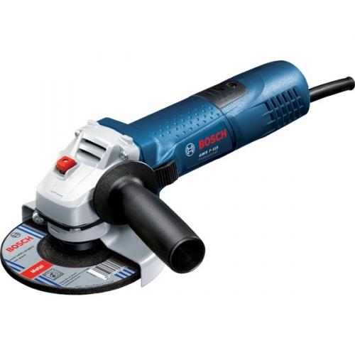 Úhlová bruska Bosch GWS 7-115, 0.601.388.106