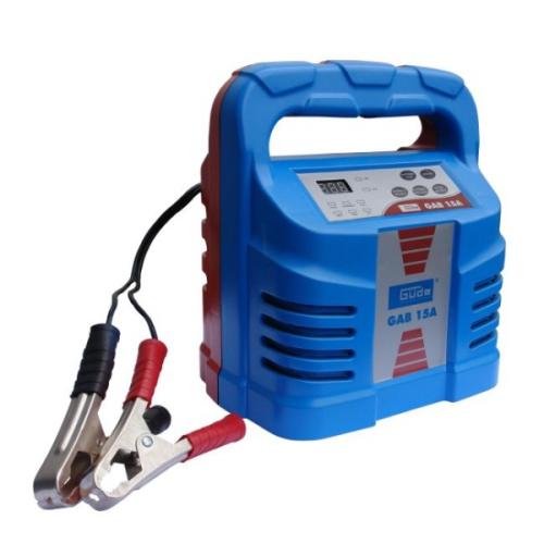 Fotografie Automatická nabíječka baterií GAB 15 A