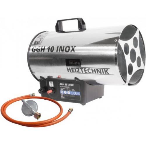 Güde GGH 10 INOX (85005) plynové nerez