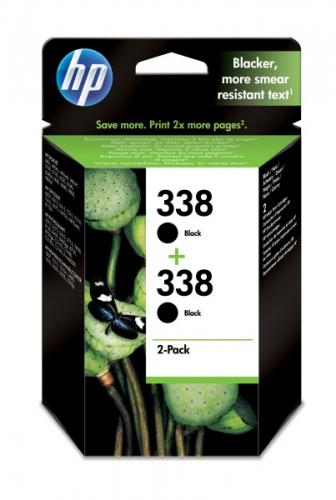 HP No. 338, 960 stran - originální černá