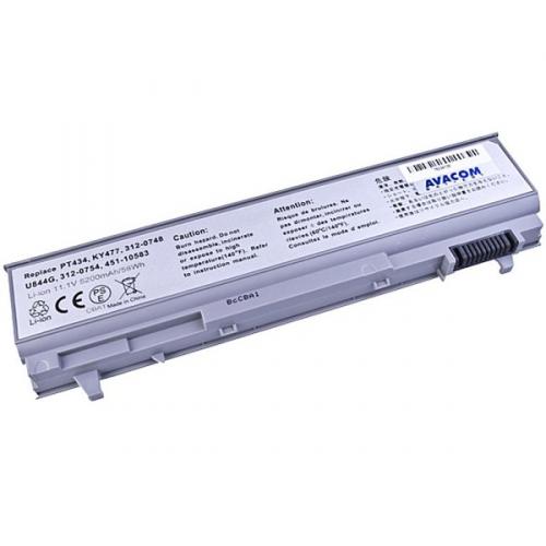 Avacom pro Dell Latitude E6400/E6410/E6500 Li-Ion 11,1V 5200mAh