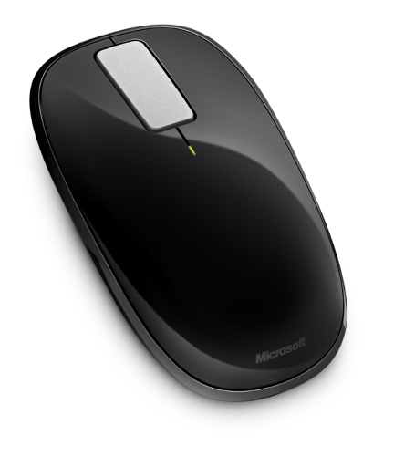 Microsoft Explorer Touch Mouse Black