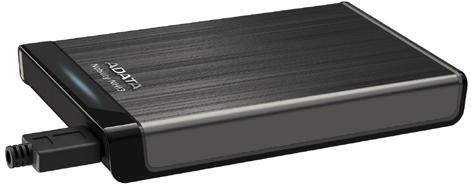 A-Data Nobility NH13 1TB černý