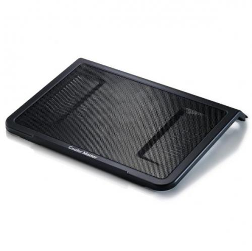 """Chladící podložka pro notebooky Cooler Master NotePal NotePal L1 pro 12"""" - 17"""" černá"""