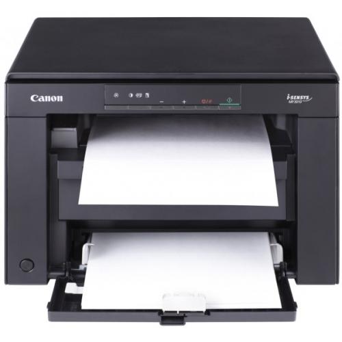 Tiskárna multifunkční Canon i-SENSYS MF3010 černá (A4, 18str./min, 1200 x 600, 64 MB, USB)