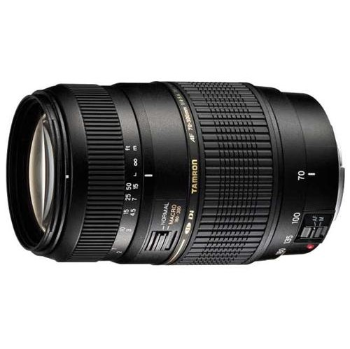 Tamron AF 70-300mm F/4-5.6 Di LD Macro 1:2 pro Nikon černý