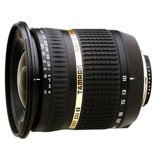 Tamron SP AF 10-24mm F/3.5-4.5 Di-II LD Asp.(IF) pro Canon černý