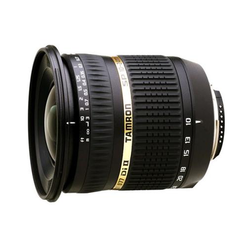 Tamron SP AF 10-24mm F/3.5-4.5 Di-II LD Asp.(IF) pro Nikon černý