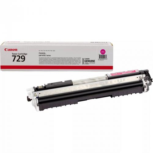 Canon CRG-729M, 1K stran - originální červený