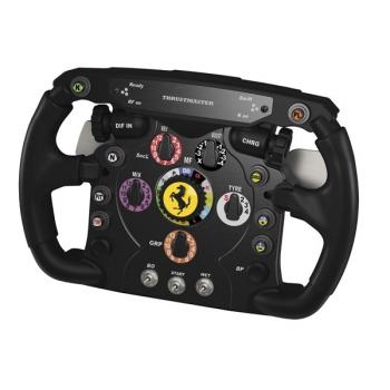 Thrustmaster Ferrari F1 pro PC, PS3 černý/červený