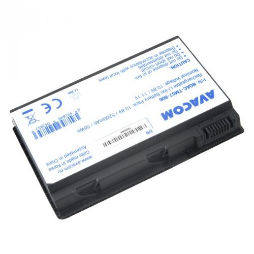 Avacom pro Acer TravelMate 5320/TravelMate 5720/Extensa 5220/Extensa 5620 Li-Ion 10,8V 5200mAh
