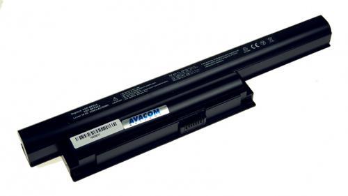 Avacom pro Sony Vaio EA/EB/EC series, VGP-BPS22 Li-ion 10,8V 5200mAh černý