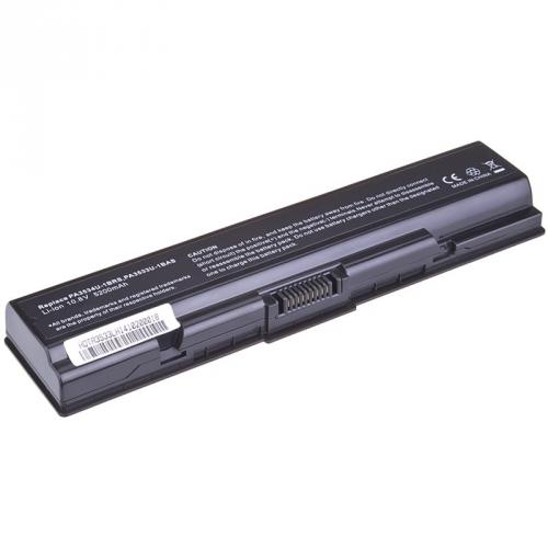 Avacom pro Toshiba Satellite A200/A300/L300 Li-ion 10,8V 5200mAh černý