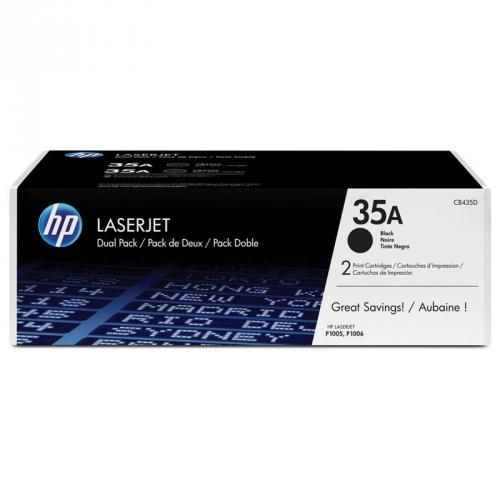 HP CB435AD, 1,5K stran - originální černý